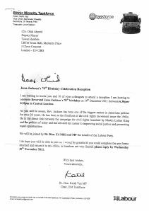 KVaz letter