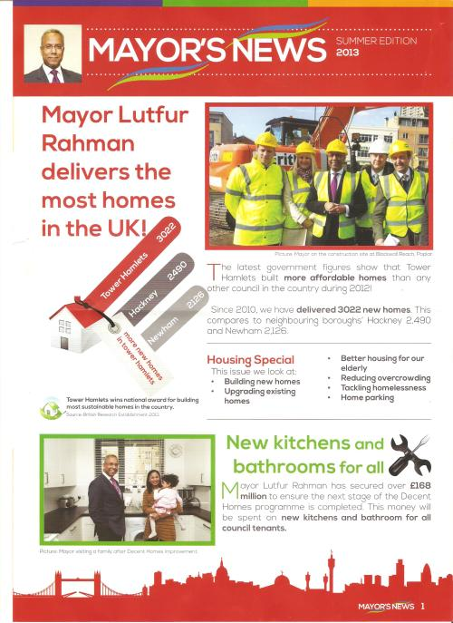 Mayor's news p. 1 001