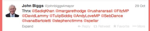 John Biggs tweet