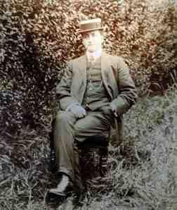 ted hatton portrait