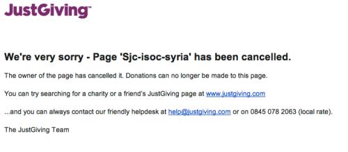 SJC ISOC charity 2