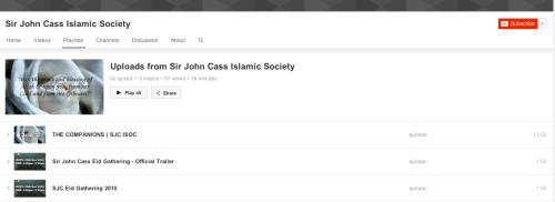SJC ISOC youtube