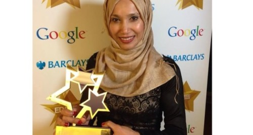 RK Google award
